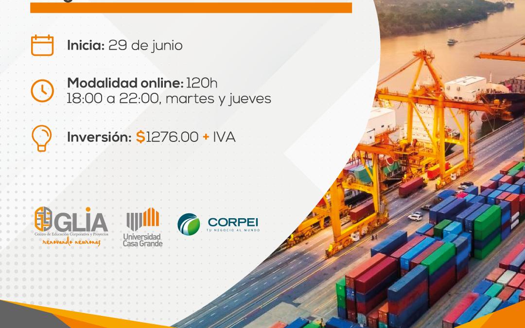 Diplomado en Comercio Exterior – Programa Ricardo Estrada